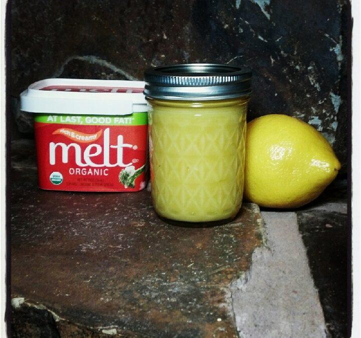 Melt® Organic Lemon Curd
