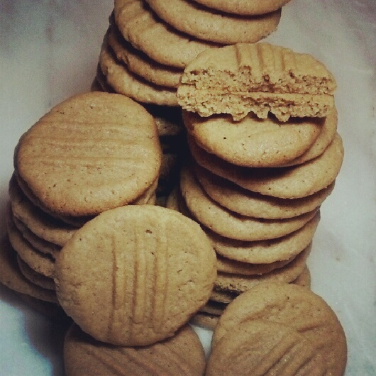 Honey Melt® Peanut (Almond or Sun) Butter Cookies