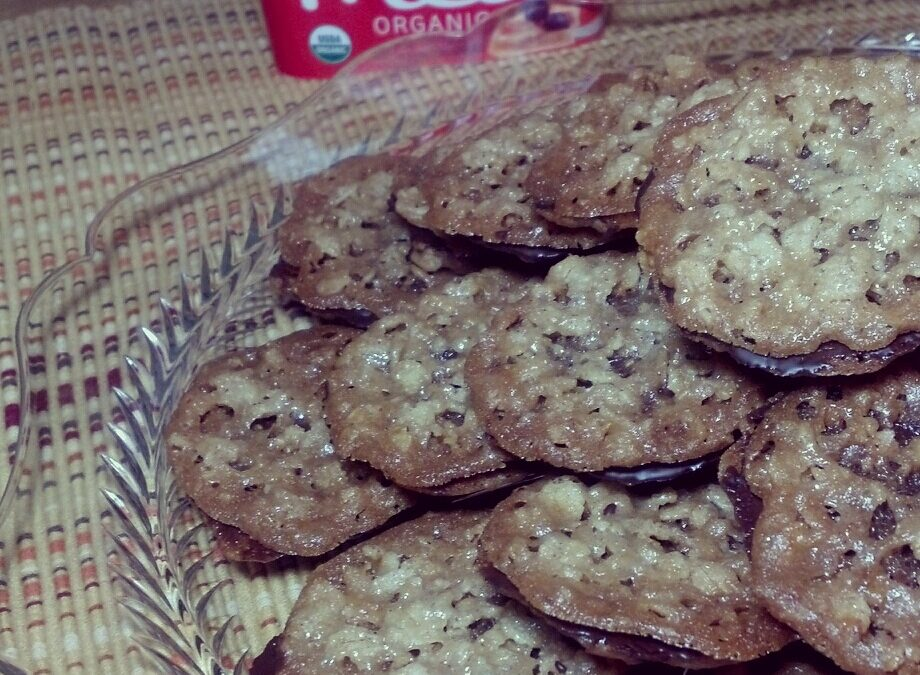 Gluten-Free Honey Melt® Lace Cookies