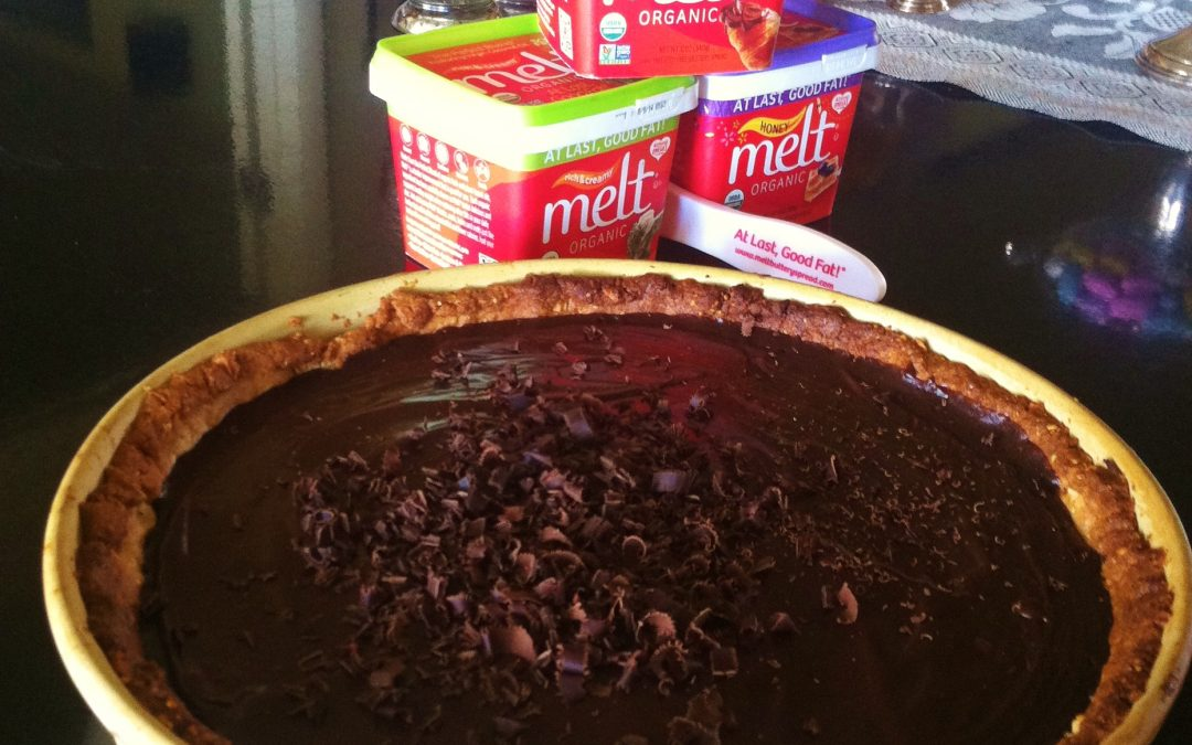 Best-Ever Chocolate Tart