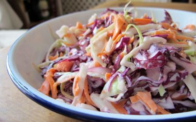 Best of the Summer Coleslaw