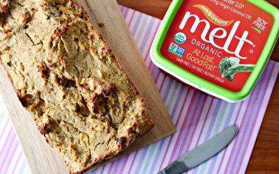 Grain Free Pumpkin Nut Bread