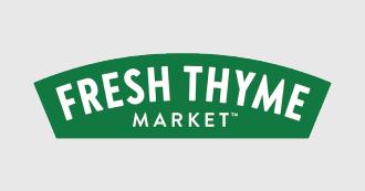 Melt Organic Retailers Fresh Thyme Logo