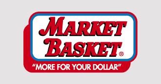 Melt Organic Retailers Market Basket Logo